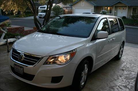 2009 Volkswagen Routan for sale at MARTZ MOTORS in Pleasant Hill CA