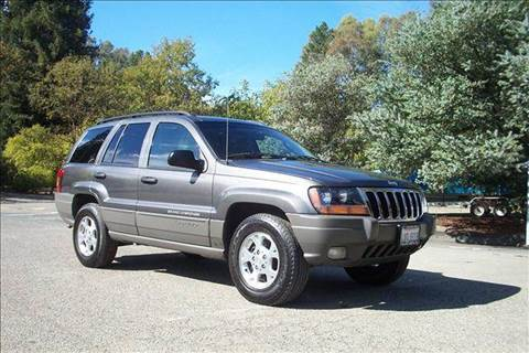 2002 Jeep Grand Cherokee for sale at MARTZ MOTORS in Pleasant Hill CA