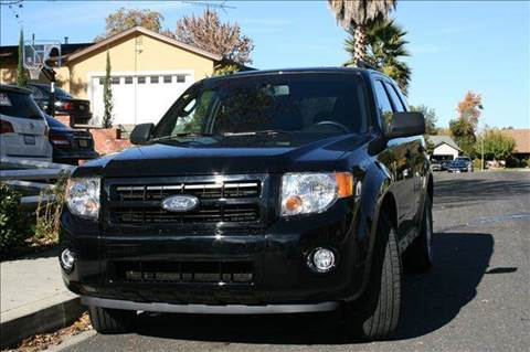 2010 Ford Escape for sale at MARTZ MOTORS in Pleasant Hill CA