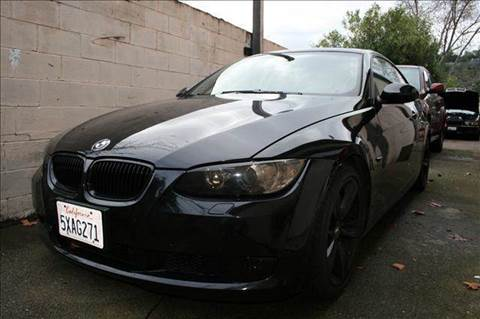 2007 BMW 3 Series for sale at MARTZ MOTORS in Pleasant Hill CA