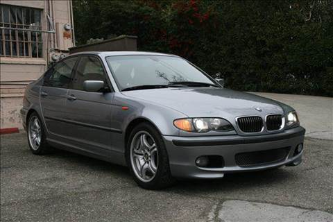 2004 BMW 3 Series for sale at MARTZ MOTORS in Pleasant Hill CA
