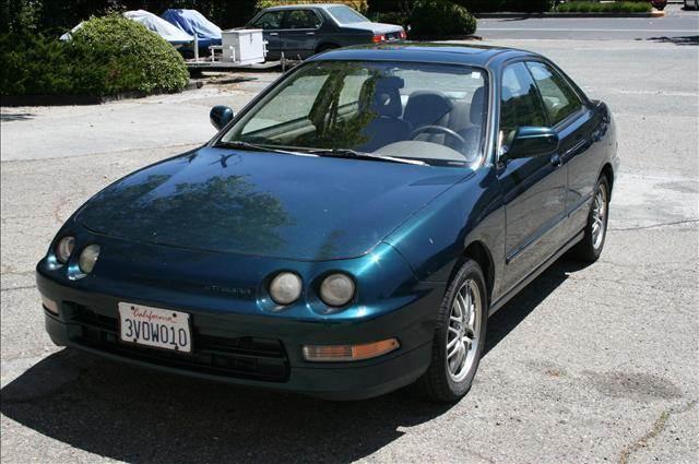 1997 Acura Integra for sale at MARTZ MOTORS in Pleasant Hill CA