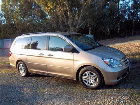 2006 Honda Odyssey for sale at MARTZ MOTORS in Pleasant Hill CA