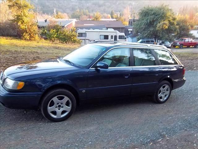 1997 Audi A4 for sale at MARTZ MOTORS in Pleasant Hill CA