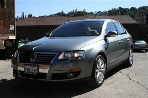 2006 Volkswagen Passat for sale at MARTZ MOTORS in Pleasant Hill CA