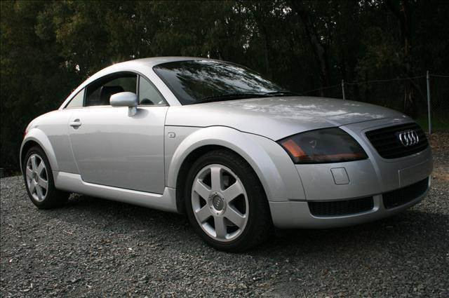 2002 Audi TT for sale at MARTZ MOTORS in Pleasant Hill CA