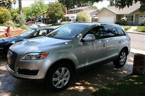 2007 Audi Q7 for sale at MARTZ MOTORS in Pleasant Hill CA