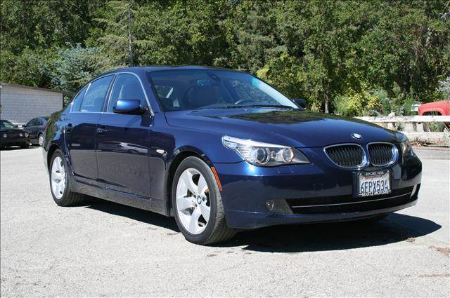 2008 BMW 5 Series for sale at MARTZ MOTORS in Pleasant Hill CA