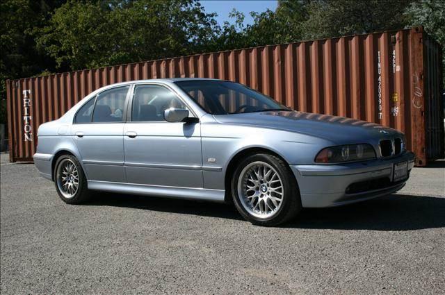 2003 BMW 5 Series for sale at MARTZ MOTORS in Pleasant Hill CA