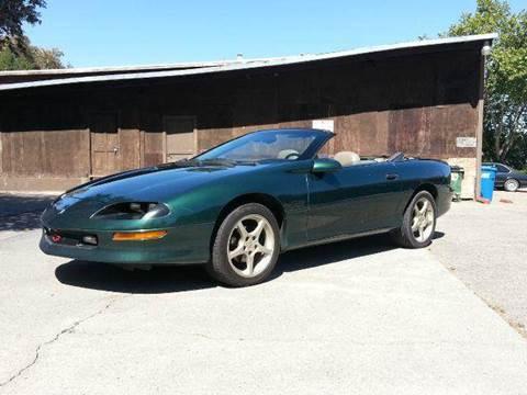 1996 Chevrolet Camaro for sale at MARTZ MOTORS in Pleasant Hill CA