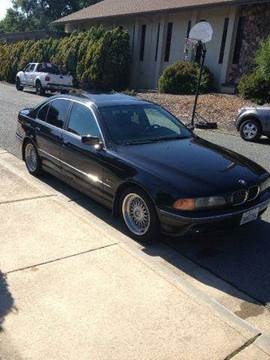 1997 BMW 5 Series for sale at MARTZ MOTORS in Pleasant Hill CA