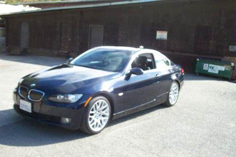2007 BMW 3 Series for sale at MARTZ MOTORS in Pleasant Hill CA