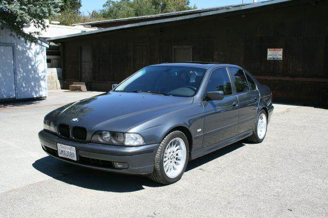 2000 BMW 5 Series for sale at MARTZ MOTORS in Pleasant Hill CA