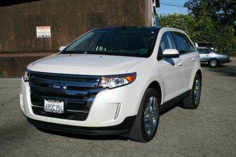 2011 Ford Edge for sale at MARTZ MOTORS in Pleasant Hill CA