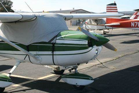 1972 Cessna 150L for sale at MARTZ MOTORS in Pleasant Hill CA