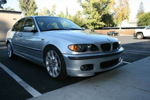 2004 BMW 3 Series for sale at MARTZ MOTORS in Pleasant Hill CA