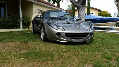2005 Lotus Elise for sale at MARTZ MOTORS in Pleasant Hill CA