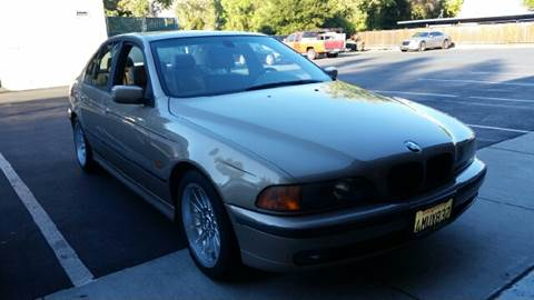 2000 BMW 5 Series for sale at MARTZ MOTORS in Pleasant Hill CA