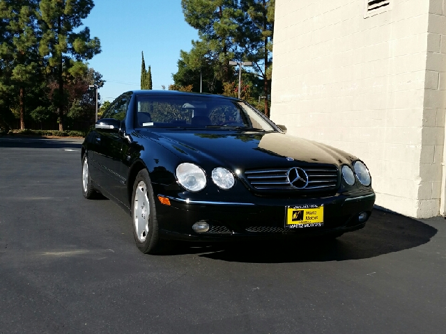 2001 Mercedes-Benz CL-Class for sale at MARTZ MOTORS in Pleasant Hill CA