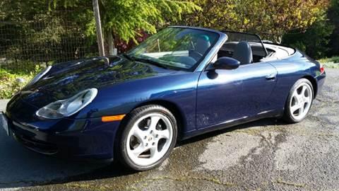 1999 Porsche 911 for sale at MARTZ MOTORS in Pleasant Hill CA