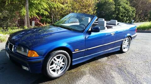 1998 BMW 3 Series for sale at MARTZ MOTORS in Pleasant Hill CA
