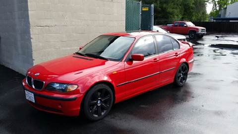 2003 BMW 3 Series for sale at MARTZ MOTORS in Pleasant Hill CA