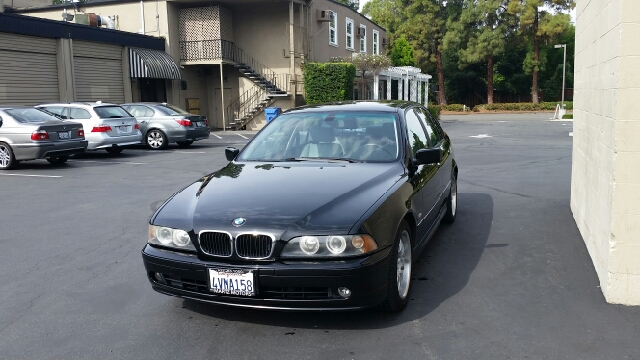 2002 BMW 5 Series for sale at MARTZ MOTORS in Pleasant Hill CA