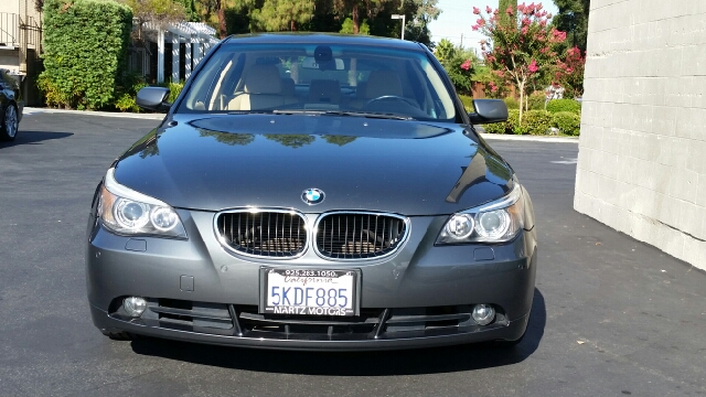 2004 BMW 5 Series for sale at MARTZ MOTORS in Pleasant Hill CA