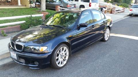 2005 BMW 3 Series for sale at MARTZ MOTORS in Pleasant Hill CA