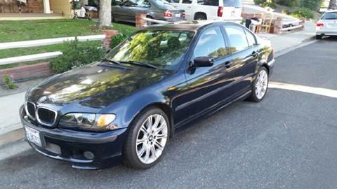 2005 BMW 3 Series for sale at MARTZ MOTORS in Pleasant Hill CA