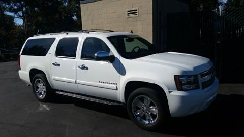 2008 Chevrolet Suburban for sale at MARTZ MOTORS in Pleasant Hill CA