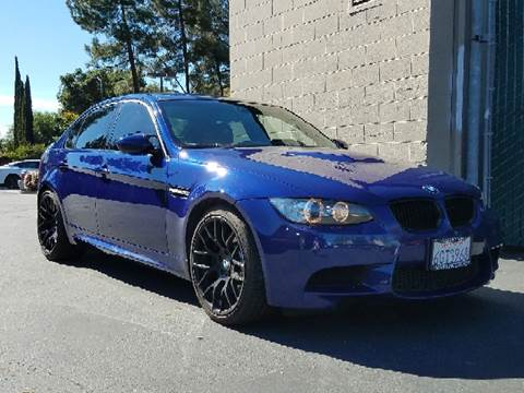 2008 BMW M3 for sale at MARTZ MOTORS in Pleasant Hill CA