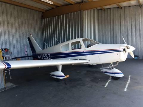 1968 Piper Cherokee PA28-140 for sale in Pleasant Hill, CA