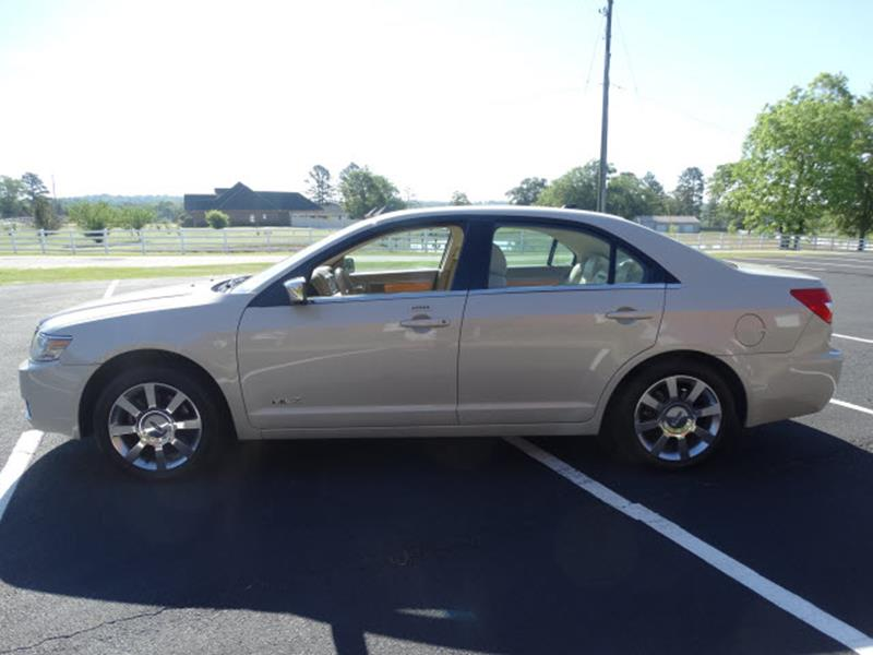 2007 Lincoln MKZ for sale at Bratton Automotive INC in Phenix City AL