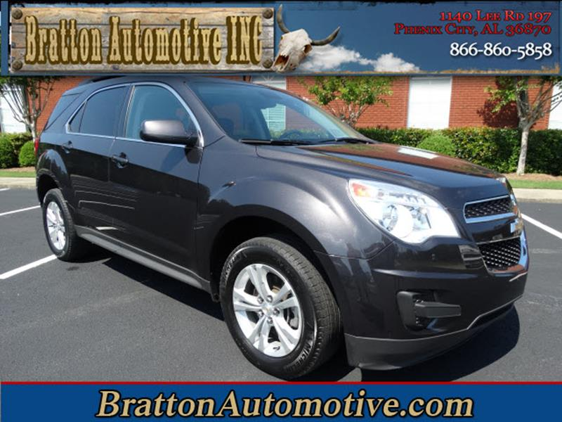 2015 Chevrolet Equinox for sale at Bratton Automotive INC in Phenix City AL