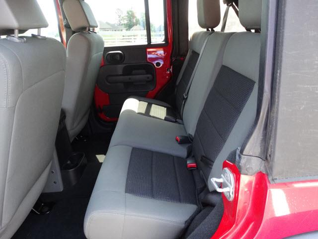 2009 Jeep Wrangler Unlimited for sale at Bratton Automotive INC in Phenix City AL