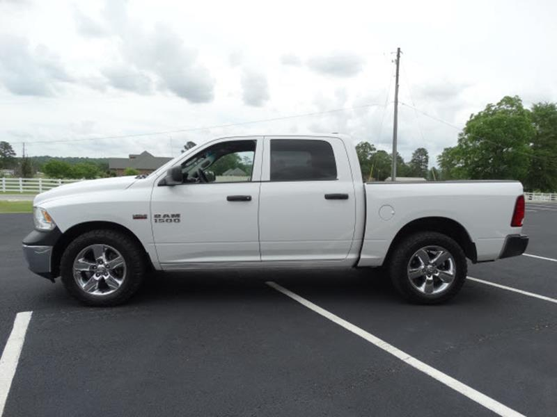 2014 RAM Ram Pickup 1500 for sale at Bratton Automotive INC in Phenix City AL
