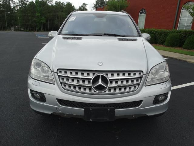 2008 Mercedes-Benz M-Class for sale at Bratton Automotive INC in Phenix City AL