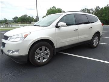 2012 Chevrolet Traverse for sale at Bratton Automotive INC in Phenix City AL