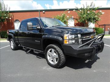 2013 Chevrolet Silverado 2500HD for sale at Bratton Automotive INC in Phenix City AL