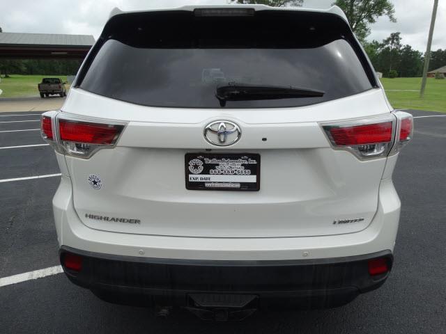 2014 Toyota Highlander for sale at Bratton Automotive INC in Phenix City AL