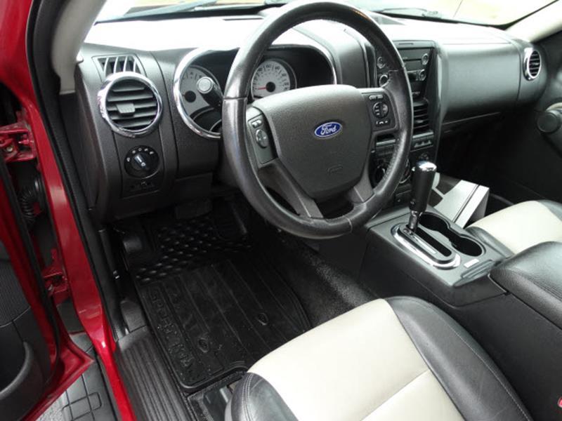 2008 Ford Explorer Sport Trac for sale at Bratton Automotive INC in Phenix City AL