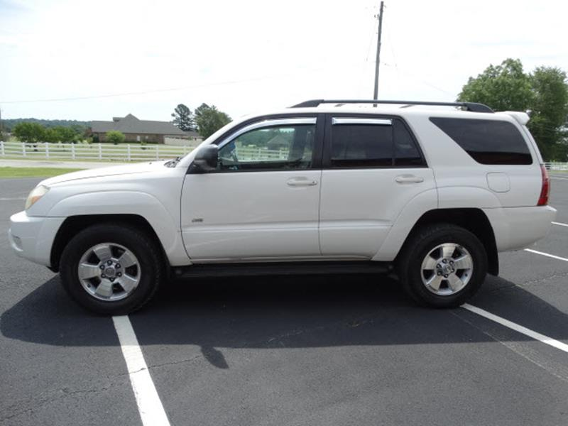 2004 Toyota 4Runner for sale at Bratton Automotive INC in Phenix City AL