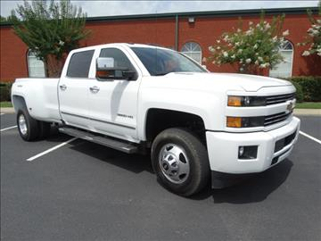 2016 Chevrolet Silverado 3500HD for sale at Bratton Automotive INC in Phenix City AL
