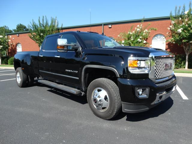 2017 GMC Sierra 3500HD for sale at Bratton Automotive INC in Phenix City AL