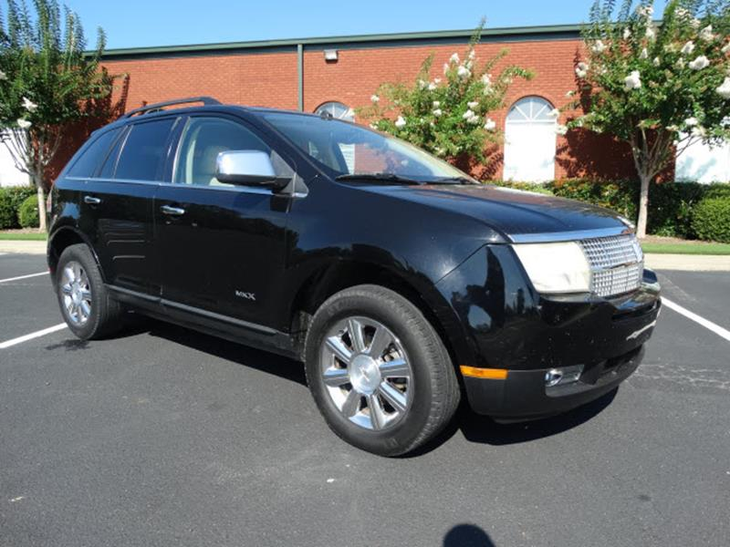 2007 Lincoln MKX for sale at Bratton Automotive INC in Phenix City AL