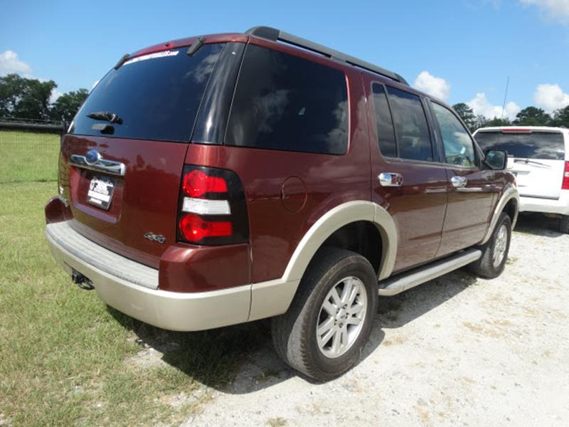 2010 Ford Explorer for sale at Bratton Automotive INC in Phenix City AL