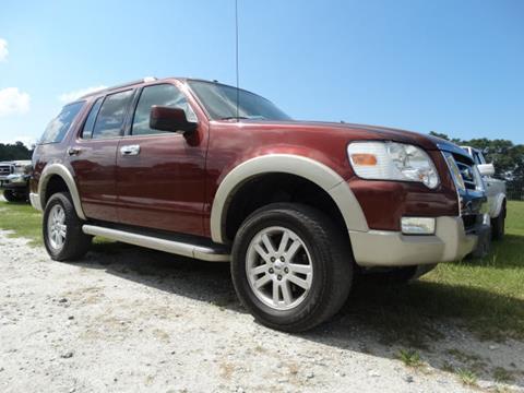 2010 Ford Explorer for sale at Bratton Automotive INC in Phenix City AL
