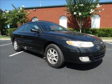 2001 Toyota Camry Solara for sale at Bratton Automotive INC in Phenix City AL