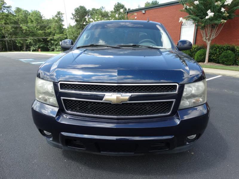 2008 Chevrolet Avalanche for sale at Bratton Automotive INC in Phenix City AL